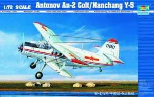 TRUMPETER 01602 - 1:72 AN-2 Chinese Y-5