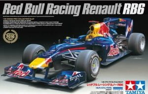 TAMIYA 20067 - 1:20 Red Bull Racing Renault RB6