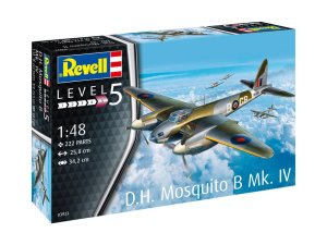 REVELL 03923 - 1:48 D.H. Mosquito B Mk.IV