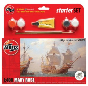 AIRFIX 55114 - 1:400 Mary Rose