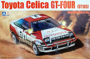 BEEMAX B24006 - 1:24 Toyota Celica GT-FOUR (ST165) 1990 Safari Rally