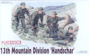 DRAGON 6067 - 1:35 13th SS Moutain Troops Handschar