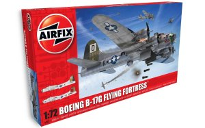 AIRFIX 08017 - 1:72 Boeing B-17G Flying Fortress