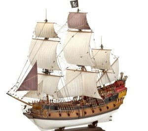 REVELL 05605 - 1:72 Pirate Ship