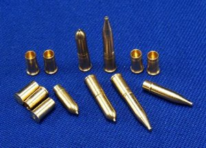 RB MODEL 35P23 - 1:35 Ammunition 95mm OQF L/23 for Churchill & Cromwell