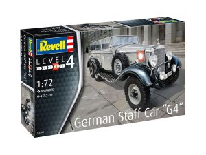 REVELL 03268 - 1:72 German Staff Car G4