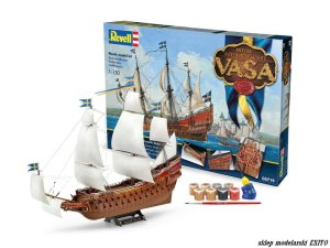 REVELL 05719 - 1:150 Vasa Royal Swedish Warship