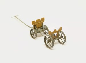 COPPER STATE MODELS CSM AE32008 - 1:32 German 100kg bomb cart