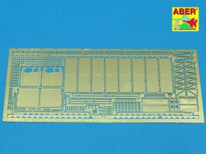 ABER 48002 - 1:48 Sdkfz.181 Pzkpfw.VI Ausf.E Tiger I fenders, vol.2 - Additional set