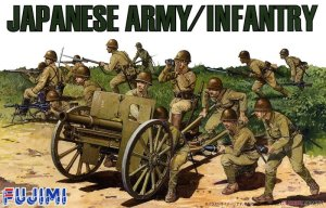 Fujimi 761220  - 1:76 WA-30 Japanese Infantry Set