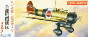 FUJIMI 722658 - 1:72 Type 96 Carrier Based Fighter
