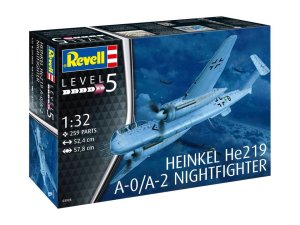 REVELL 03928 - 1:32 Heinkel He219 A-0/A-2 Nightfighter