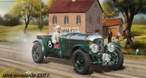 REVELL 07007 - 1:25 Bentley 4,5L Blower