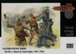 MASTER BOX 3524 - 1:35 Frontier Fighting,  Summer 1941