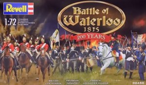 REVELL 02450 - 1:72 Battle of Waterloo 1815 200 Years