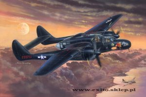 HOBBY BOSS 83209 - 1:32 P-61B Black Widow