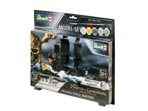 REVELL 65499 - 1:150 Black Pearl Pirate Ship