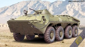 ACE 72164 - 1:72 BTR-70 Early production series
