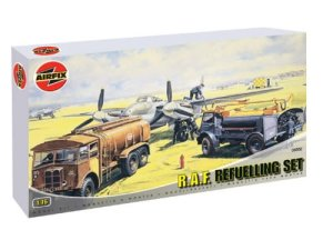 AIRFIX 03302 - 1:76 RAF Refuelling Set