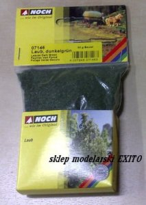 NOCH 07146 - Leaves Dark Green 50 g