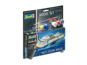 REVELL 65818 - 1:1200 M/S Color Magic