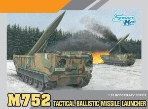 DRAGON 3576 - 1:35 M752 Tactical Ballistic Missile Launcher