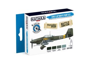 HATAKA BS02 - Early Luftwaffe paint set 1937-1940