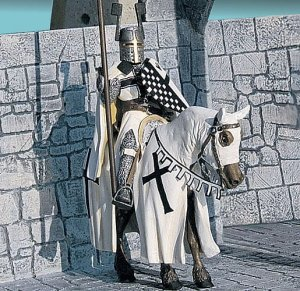 M-MODEL 32031 - 54 mm - Teutonic Knight Mounted XIV C.