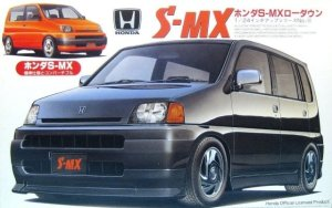 Fujimi 034232 - 1:24 ID-55 Honda S-MX Lowdown 1996