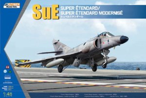 KINETIC 48061 - 1:48 Super Etendard