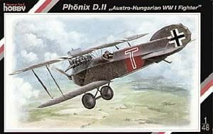 SPECIAL HOBBY 48036 - 1:48 Phonix D.II Austro Hungarian WW I Fighter