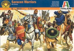 ITALERI 6010 - 1:72 Saracns Warriors