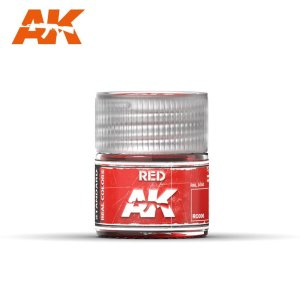 AK INTERACTIVE RC006 - Red RAL 3000 - 10 ml