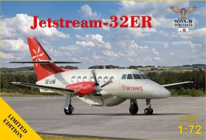 SOVA 72010 - 1:72 Jetstream 32ER