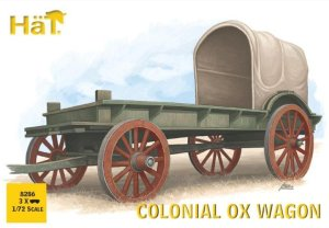 HAT 8286 - 1:72 Colonial Ox Wagon