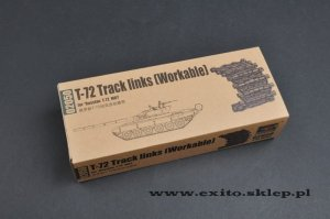 TRUMPETER 02050 - 1:35 T-72 Track links (Workable) for Russian T-72 MBT