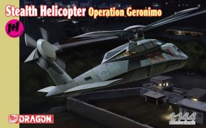 "DRAGON 4628 - 1:144 Stealth Helicopter ""Operation Geronimo"""