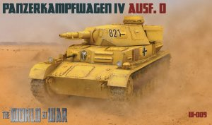 IBG The World At War W-009 - 1:76 Pz.Kpfw.IV Ausf.D
