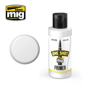 AMMO MIG 2022 - One Shot Primer - White 60 ml