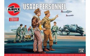 AIRFIX 00748V - 1:76 USAAF Personnel