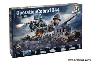 ITALERI 6116 - 1:72 Operation Cobra 1944 Battle Set