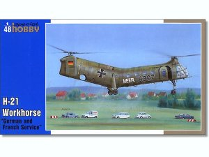 SPECIAL HOBBY 48088 - 1:48 H-21 Workhorse
