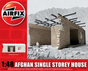 AIRFIX 75010 - 1:48 Afghan Single Storey House