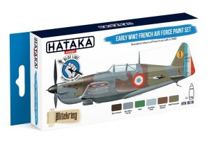 HATAKA BS16 - Early WW2 French Air Force paint set