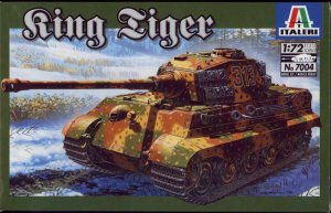 ITALERI 7004 - 1:72 King Tiger