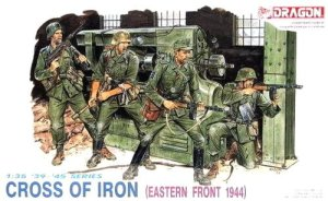 DRAGON 6006 - 1:35 Cross of Iron - Eastern Front 1944