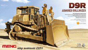 MENG MODEL SS002 - 1:35 D9R Armored Bulldozer (IDF)
