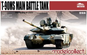 MODELCOLLECT UA72010 - 1:72 T-90MS Main Battle Tank