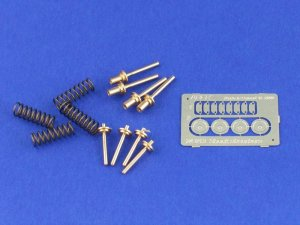 ABER 24013 - 1:24 Shock absorbers