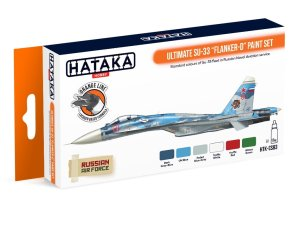 HATAKA CS83 - Ultimate Su-33 Flanker D paint set